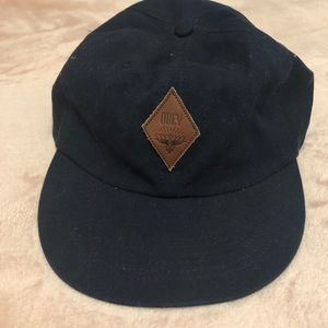 Gently used Obey hat